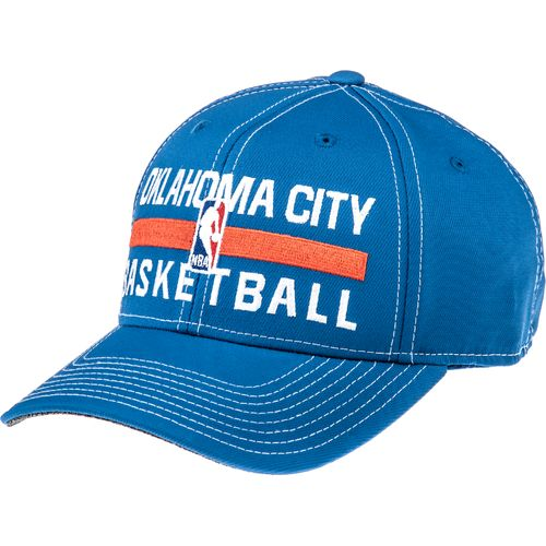 adidas™ Men's Oklahoma City Thunder Authentic Practice Cap