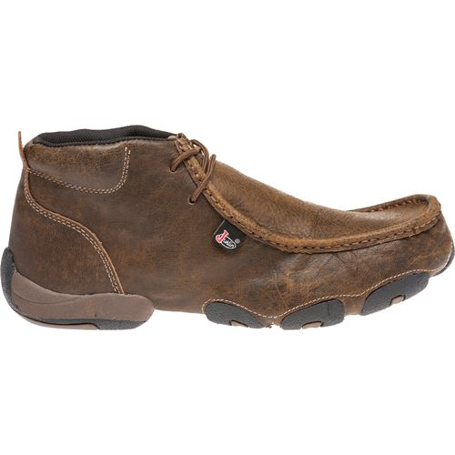 Display product reviews for Justin Men's Distressed Leather Casual Boots