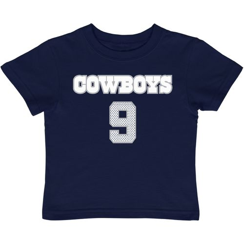 Dallas Cowboys Infants  Tony Romo #9 Name and Number T-shirt