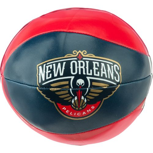 "Jarden Sports Licensing New Orleans Pelicans 4"" Free Throw Softee Ball"