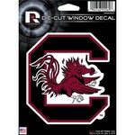 Tag Express University of South Carolina Die-Cut Decal