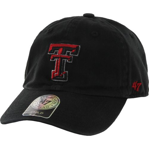 '47 Men's Texas Tech University Clean Up Cap