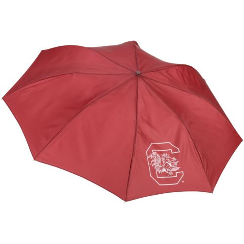 "Storm Duds University of South Carolina 42"" Automatic Folding Umbrella"