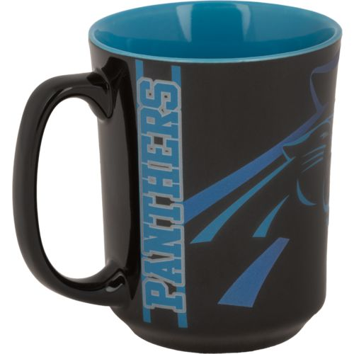 The Memory Company Carolina Panthers 11 oz. Reflective Mug