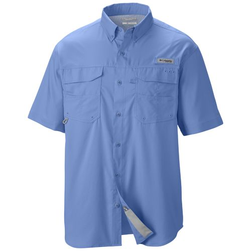 Columbia Sportswear Men's Blood and Guts III Short Sleeve Woven Fishing Shirt - view number 1