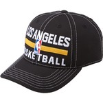adidas Boys' Los Angeles Lakers Practice Graphic Cap