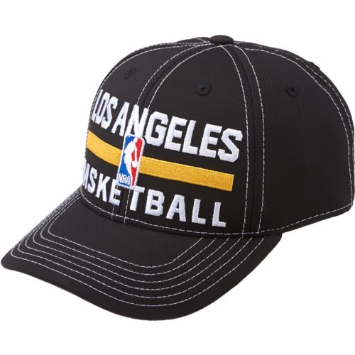 adidas™ Boys' Los Angeles Lakers Practice Graphic Cap