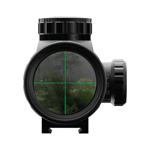 iProtec Railer 3 - 9 x 32 Illuminated Mil-Dot Scope - view number 2