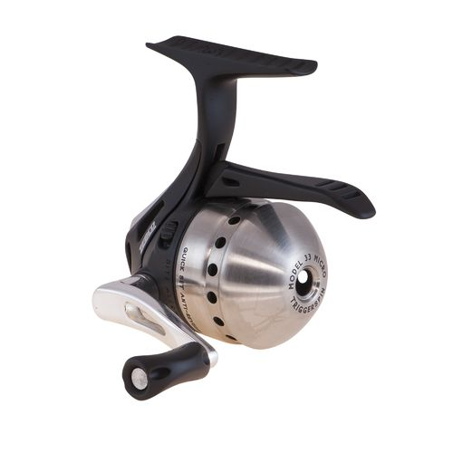 Display product reviews for Zebco 33® Micro Triggerspin Spincast Reel Convertible