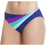Aqua Couture Women's Twist and Shout Hipster Swim Bottom