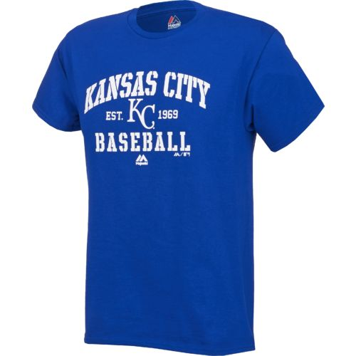 Majestic Men's Kansas City Royals Baseball T-shirt