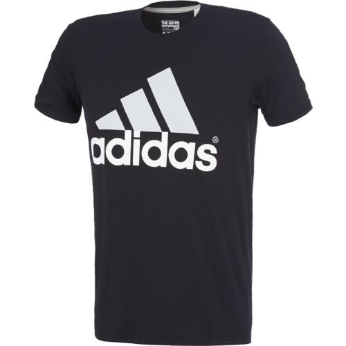 Display product reviews for adidas Men's adi Logo T-shirt
