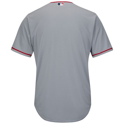 Majestic Men's Los Angeles Angels Cool Base® Road Replica Jersey - view number 2