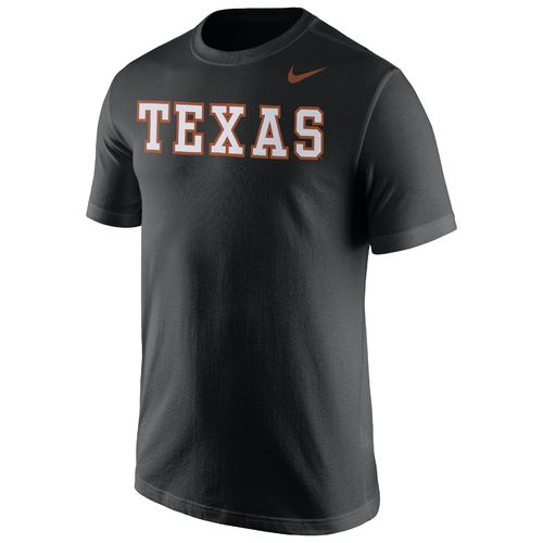 Nike™ Men's University of Texas Wordmark T-shirt