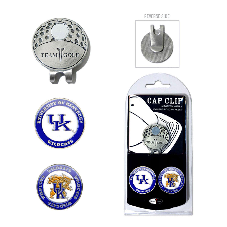 Team Golf University of Kentucky Cap Clip