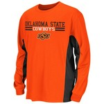 Colosseum Athletics Kids' Oklahoma State University Poly Long Sleeve T-shirt
