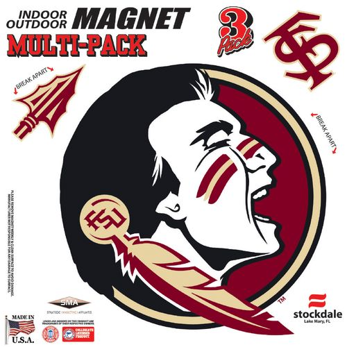 Stockdale Florida State University Magnets