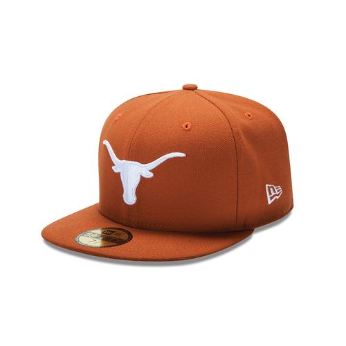 New Era Men's University of Texas 59FIFTY Baseball Cap