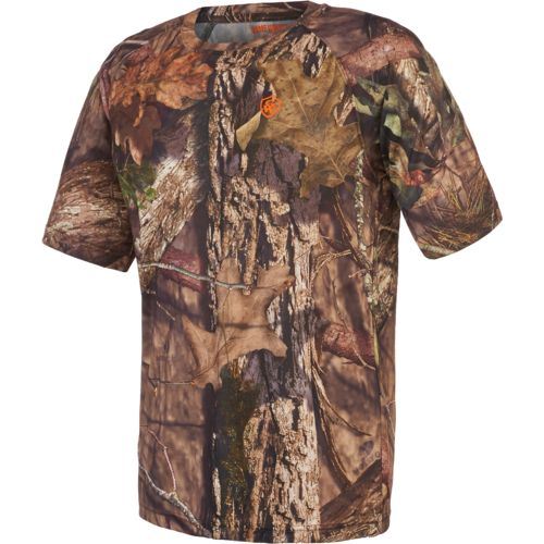 Game Winner® Men's Eagle Pass Short Sleeve Camo T-shirt