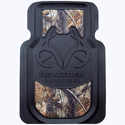 Display product reviews for Realtree Xtra® Camo Floor Mat
