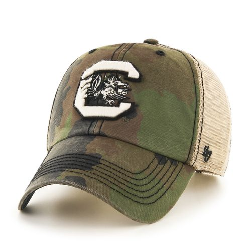 '47 Adults' University of South Carolina Burnett '47 Clean Up Camo Cap