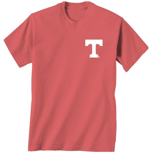 New World Graphics Women's University of Tennessee Floral T-shirt - view number 2