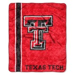 The Northwest Company Texas Tech University Jersey Sherpa Throw - view number 1