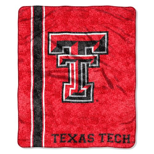 The Northwest Company Texas Tech University Jersey Sherpa Throw