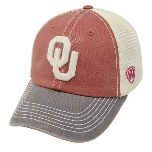 Top of the World Adults' University of Oklahoma Offroad Cap - view number 1