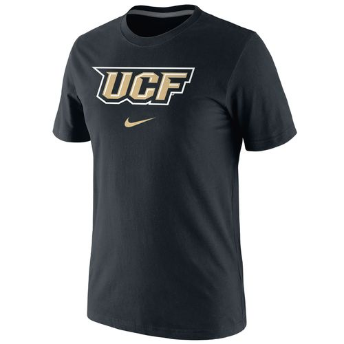 Nike™ Men's University of Central Florida Cotton Short Sleeve T-shirt - view number 1