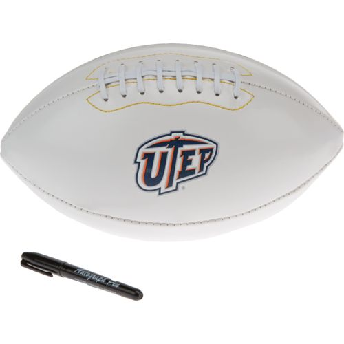 Rawlings University of Texas at El Paso Signature Series Full-Size Football - view number 1