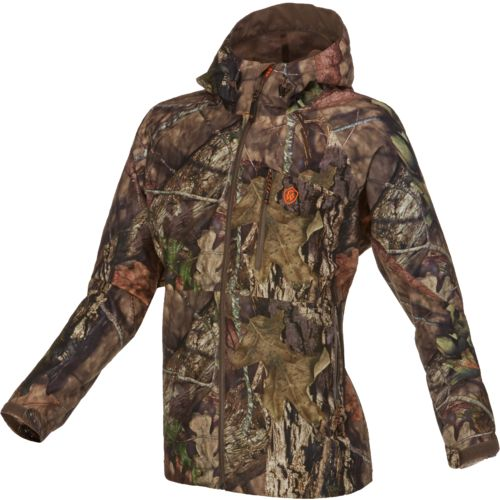 Image for Game Winner® Men's Red River Mossy Oak Break-Up® COUNTRY Rain Jacket from Academy