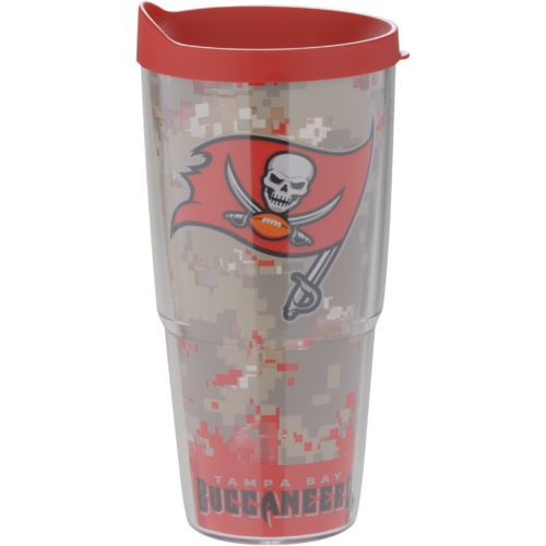 Tervis Tampa Bay Buccaneers Digital Camo 24 oz. Tumbler with Lid