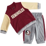 Colosseum Athletics Infant Boys' Florida State University Team Captain Fleece Set