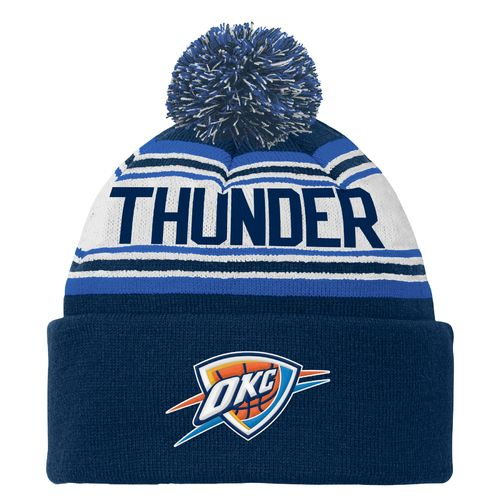 adidas™ Boys' Oklahoma City Thunder Knit Cap