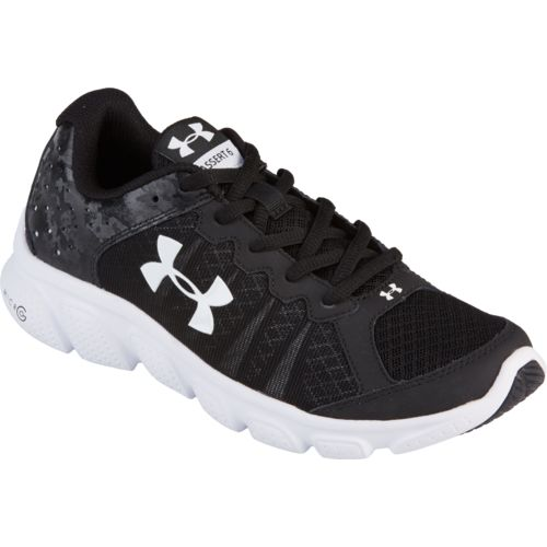 Under Armour Boys' BPS Assert 6 Running Shoes - view number 2