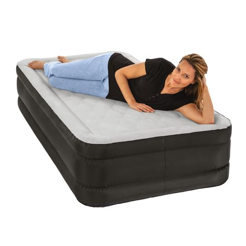 Air Comfort Deep Sleep Twin Raised Air Mattress with Built In Pump - view number 3