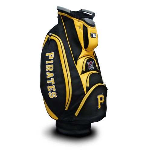 Team Golf Pittsburgh Pirates Victory Cart Golf Bag - view number 1
