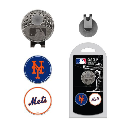 Team Golf New York Mets Marker Cap Clip