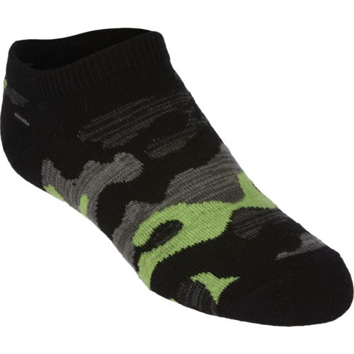 BCG Boys' Camo No-Show Socks