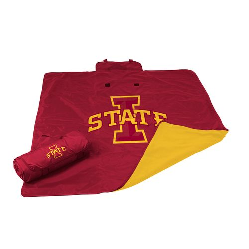 Logo Iowa State University All-Weather Blanket