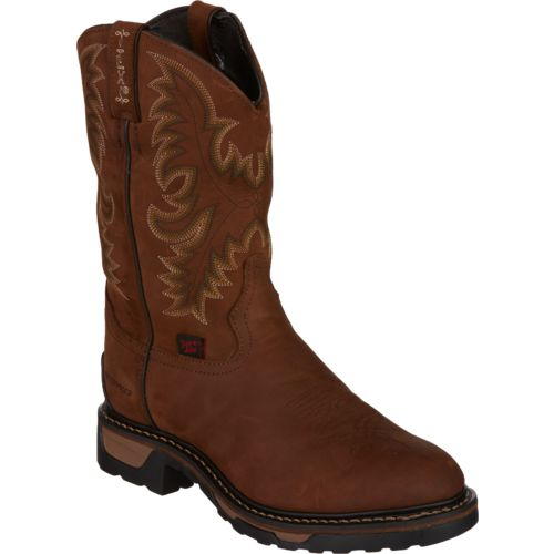 Tony Lama Men's Cheyenne TLX Waterproof Western Work Boots - view number 2