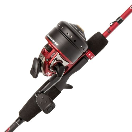 Display product reviews for Abu Garcia® Abumatic® SX 6' M Spincast Rod and Reel Combo