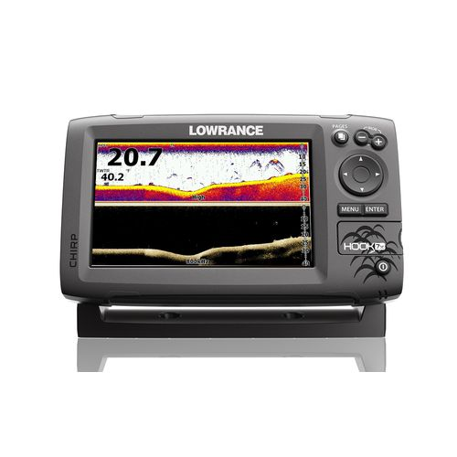 Lowrance Hook 7x Mid/High DownScan Fishfinder