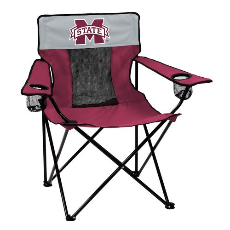 Logo™ Mississippi State University Elite Chair