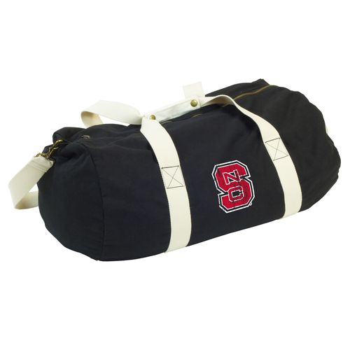Logo North Carolina State University Sandlot Duffel Bag