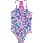 Org Kids Girls' Butterfly Kisses 1-Piece Swimsuit