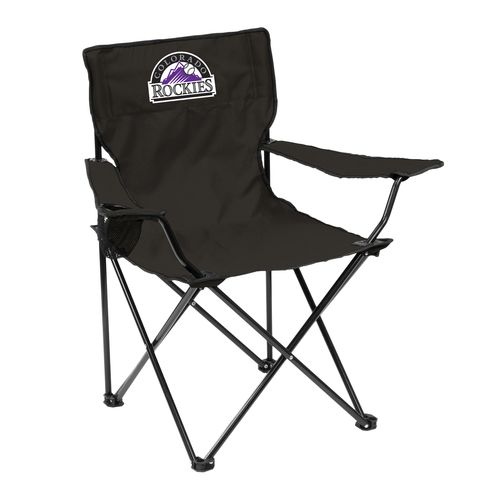 Logo Colorado Rockies Quad Chair