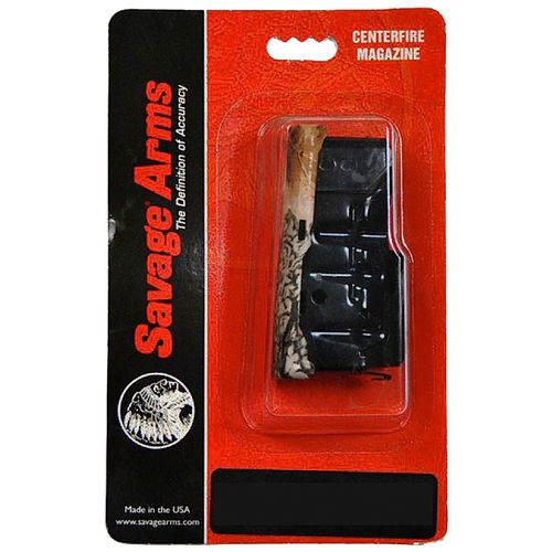 Savage 16/12/14 .22-250 Rem. 4-Round Replacement Magazine