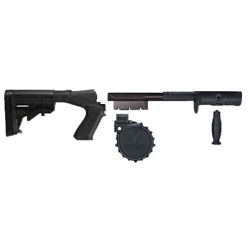 Adaptive Tactical Sidewinder Venom 10-Round Rotary 500/88 Mossberg Conversion Kit